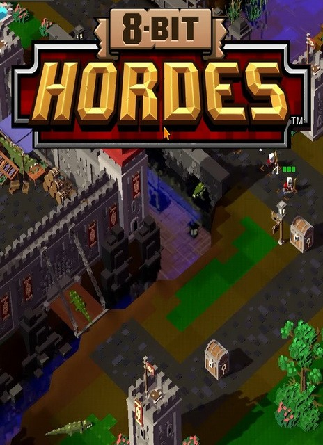 8-Bit Hordes pc game