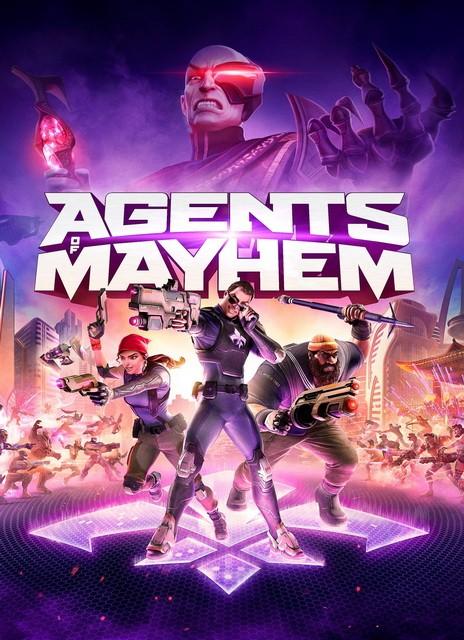 Agents of Mayhem cpy full game