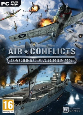 Air Conflicts: Pacific Carriers – FLT