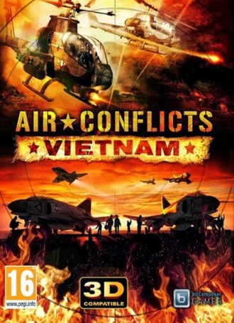 Air Conflicts Vietnam – RELOADED
