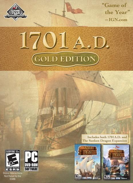anno 1701 the sunken dragon trainer 1 04 gold