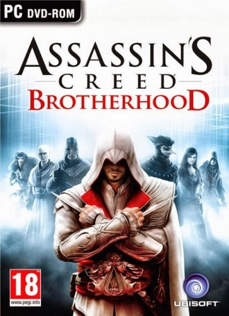 Assassin's Creed Brotherhood – SKIDROW