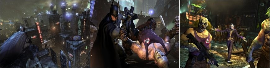 Batman: Arkham City - Game of the Year Edition uploaded uptobox