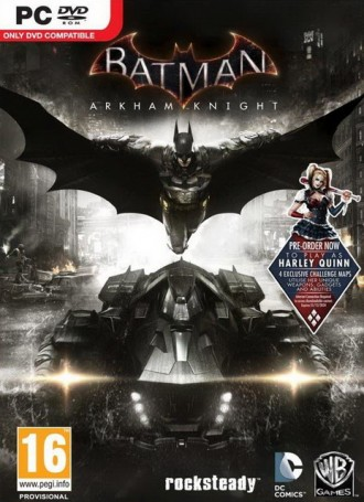 Batman Arkham Knight – CPY | +All DLCs +Updates