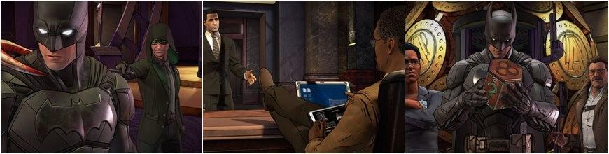 Batman The Enemy Within The Telltale Series PC mega uploaded uptobox