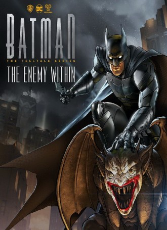 Batman The Enemy Within : Episode 5 – CODEX