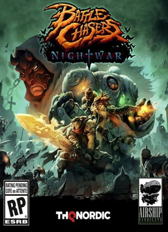 Battle Chasers Nightwar – GOG | +Update v23731