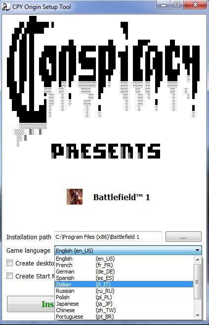 Battlefield 1 – CPY