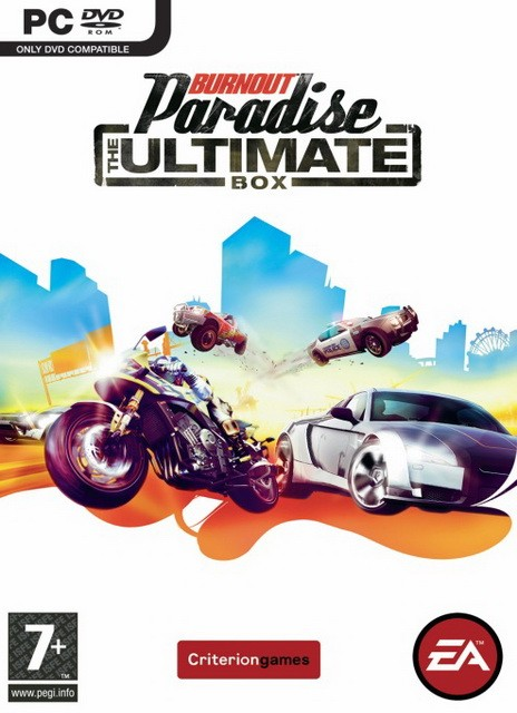 burnout paradise the ultimate box pc iso download