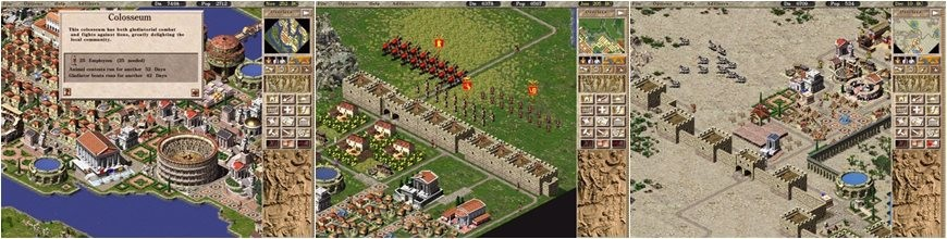Caesar 3 working on windows 10 win7