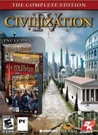 Sid Meier's Civilization IV The Complete Edition – GOG