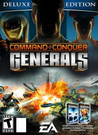 Command & Conquer : Generals – CRACKED