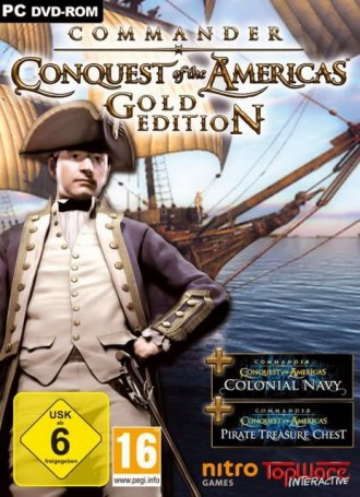 Commander Conquest of The Americas Gold Edition – PROPHET