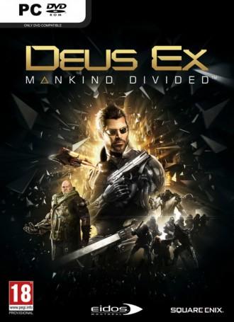 Deus Ex Mankind Divided : A Criminal Past – SKIDROW   +Crack Fix