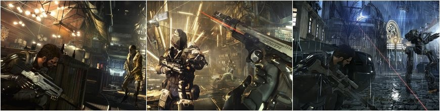 Deus Ex: Mankind Divided - Digital Deluxe Edition latest
