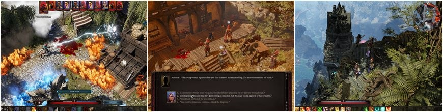 Divinity Original Sin 2 PC full game torrent uploaded uptobox