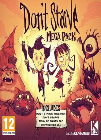 Don't Starve Together : A New Reign – PLAZA