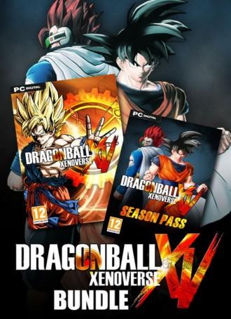 Dragonball Xenoverse – Bundle Edition – PLAZA