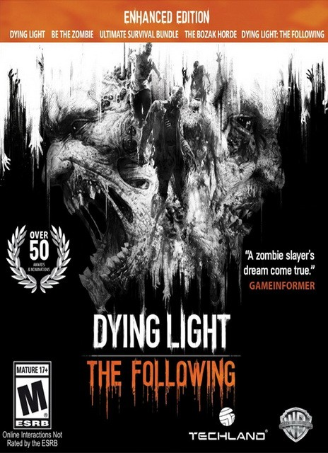 Dying Light The Following Enhanced Edition-RELOADED