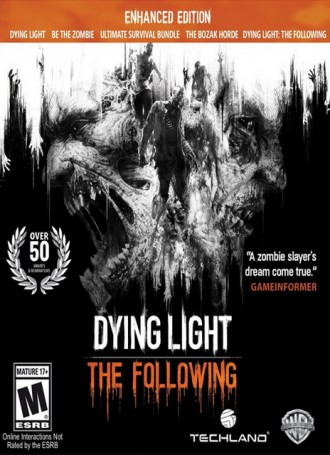 Dying Light: The Following Enhanced Edition Reinforcements – RELOADED | +Crack Fix