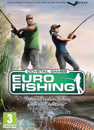 Euro Fishing : Lilies – CODEX