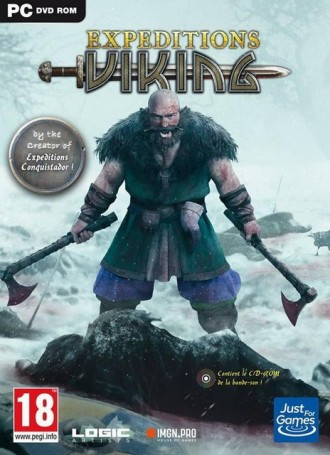 Expeditions Viking – GOG | +Update 1.0.74 +Blood Ice DLC