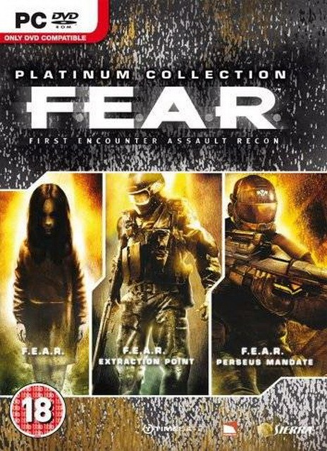 F.E.A.R. PLATINUM-PC