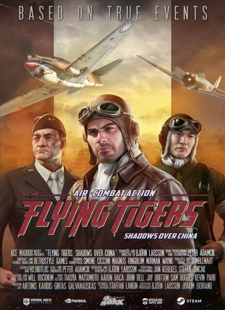 Flying Tigers: Shadows Over China pc cracked download free