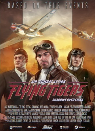 Flying Tigers: Shadows Over China – CODEX