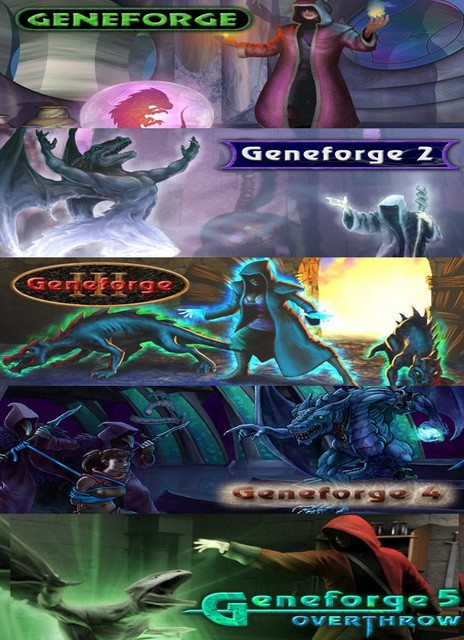 geneforge 1 creations