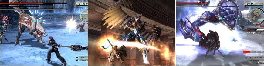 GOD EATER 2 Rage Burst cracked CPY CODEX SKIDROW full free
