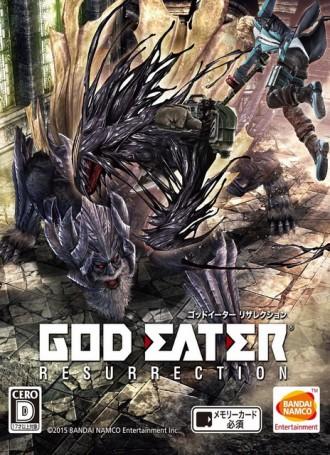 God Eater Resurrection – CPY