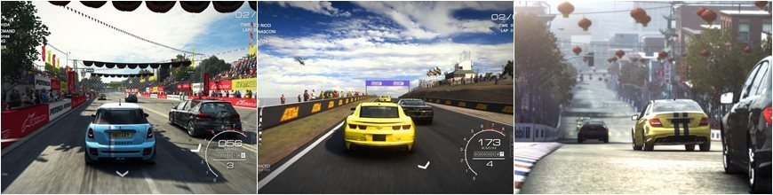 GRID Autosport: Complete – RELOADED | PCGames-Download
