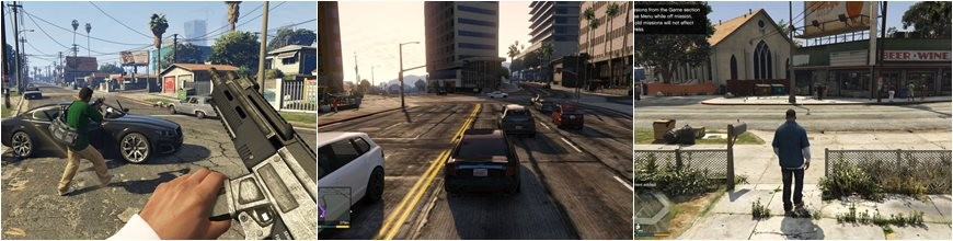 Grand Theft Auto V + Update 5 + Crack V5 FiX | PCGames-Download