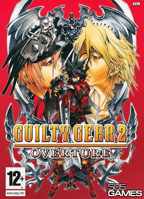 Guilty Gear 2 Overture-CODEX SKIDROW RELOADED CRACK