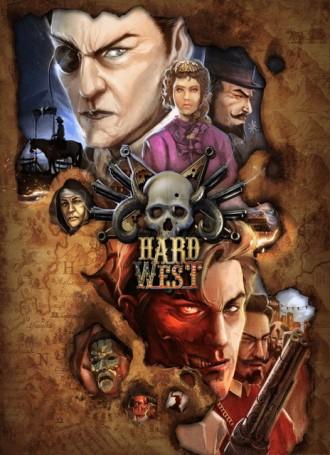 Hard West : Scars of Freedom – GOG | +Update v1.5