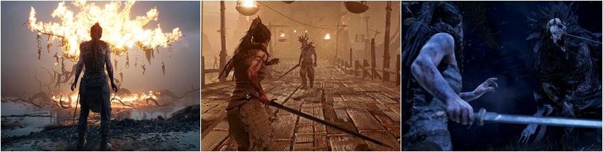 Hellblade: Senua's Sacrifice mega uploaded rapidgator