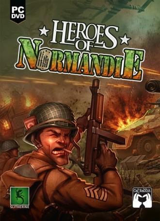 Heroes of Normandie : Bulletproof Edition – SKIDROW