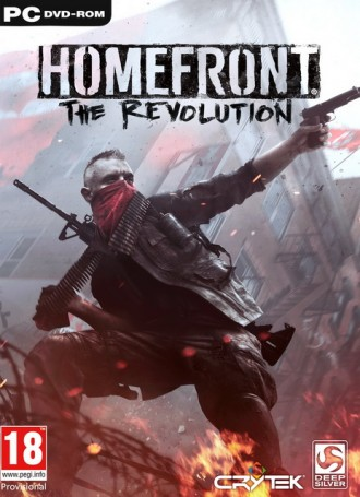 Homefront: The Revolution – PLAZA | +Beyond the Walls DLC +All DLCs