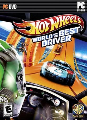 Hot Wheels Worlds Best Driver – SKIDROW