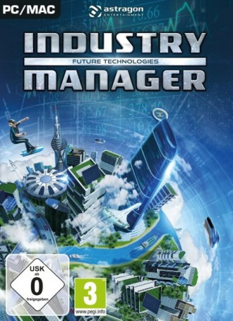 Industry Manager : Future Technologies – HI2U | +Update 1.1.3 +Awesome Products Pack DLC