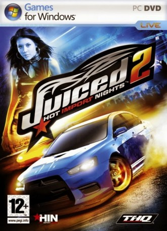 Juiced 2: Hot Import Nights – RELOADED