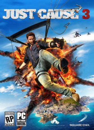 Just Cause 3 – CPY