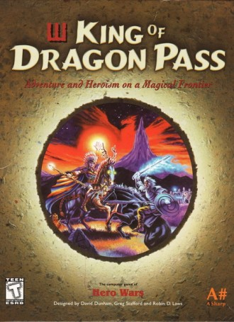 King of Dragon Pass – GOG | +Update v1.05