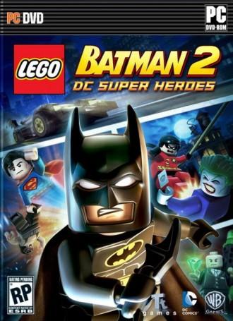 LEGO Batman 2 DC Super Heroes – RELOADED