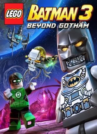 LEGO Batman 3 Beyond Gotham – FLT