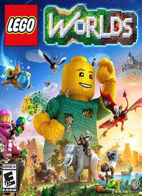 LEGO Worlds pc cracked codex skidrow reloaded torrent mega uploaded