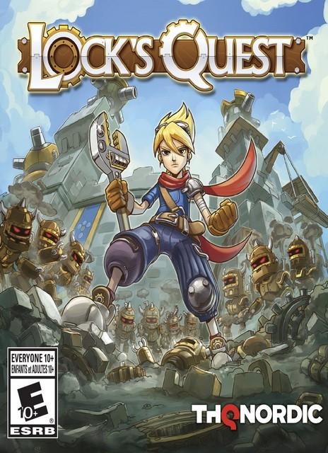 Lock's Quest game mega uptobox uploaded