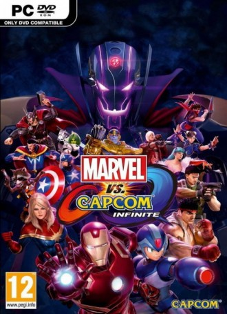 Marvel vs. Capcom: Infinite – CPY