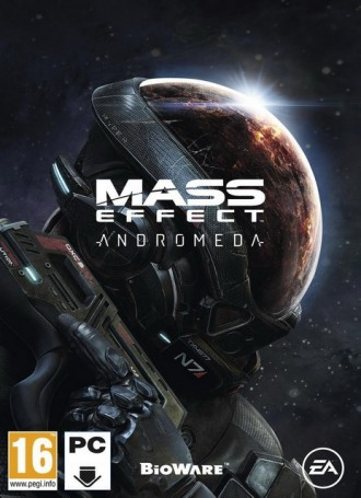 Mass Effect Andromeda – CPY | +Update 1.10